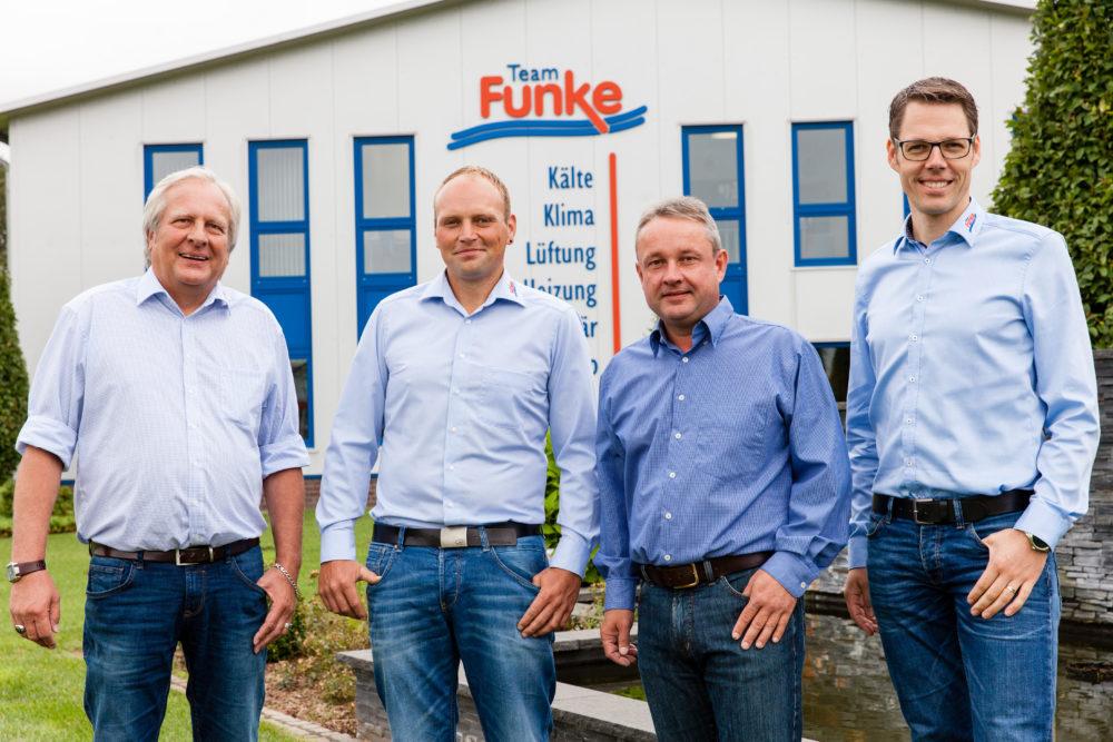 Team Funke Sanitär und Heizung