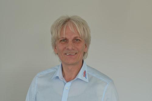 Rudolf Meyer-Sturm ist Leiter der IT-Abteilung bei Team Funke