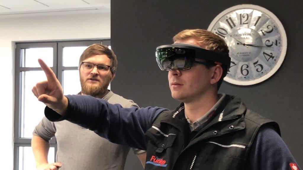 HoloLens im Handwerk